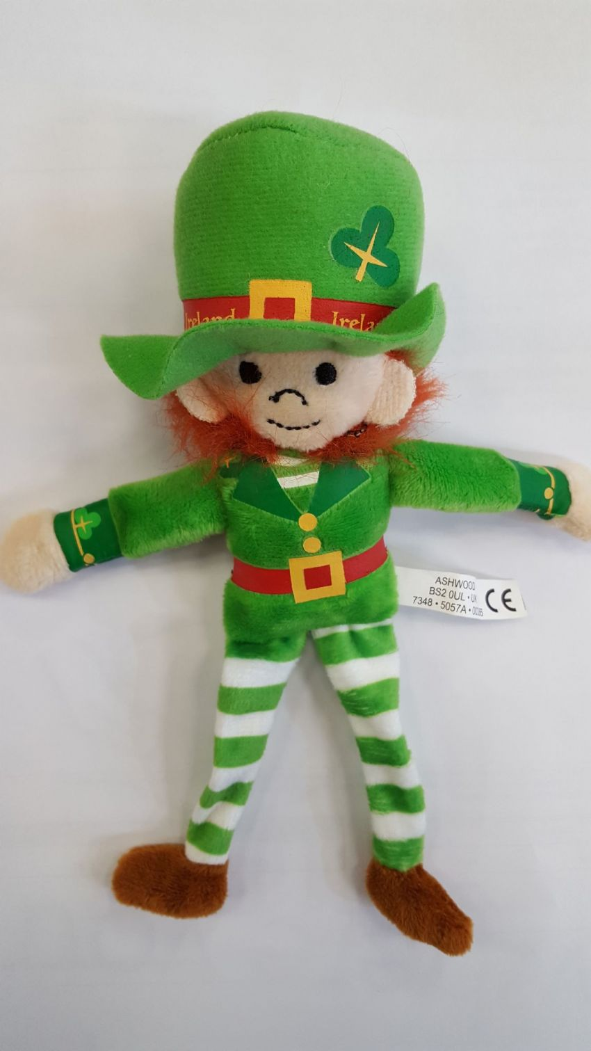 Leprechaun Magnet - 4 Magnets - Poseable